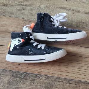 [Carter's] Rocketship High Top Sneakers